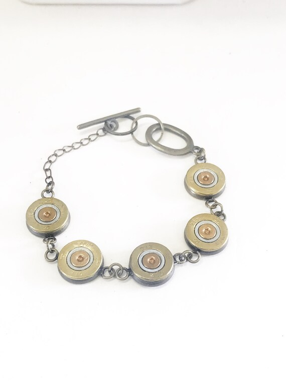 Shotgun Shell Bracelet, Shotgun Shell Jewelry, 410 Shotgun Shell Jewelry, Shooting Sports Gift, Shotgun Shell Gifts, Shooting Sports Awards
