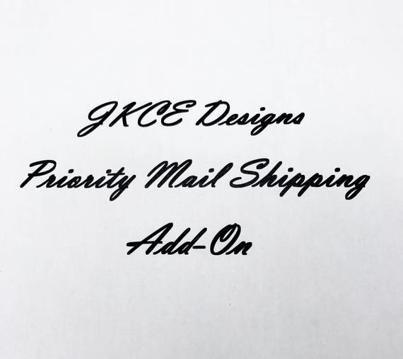 USPS Priority Mail Shipping Add-On