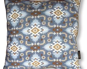 Sofa pillow Naturel velvet cushion cover SHELLS