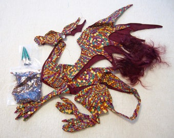 Swirling Scales North Wind Wyrm Kit
