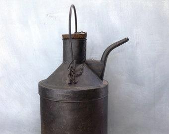 Oil cans - Vintage | Etsy UK