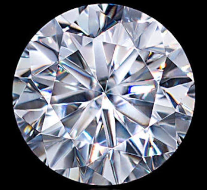MOISSANITE UPGRADE Anniversary Ring Halo Ring Moissanite Engagement Ring 14K Gold Engagement Ring