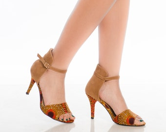 470f5268a107 Sky high heels