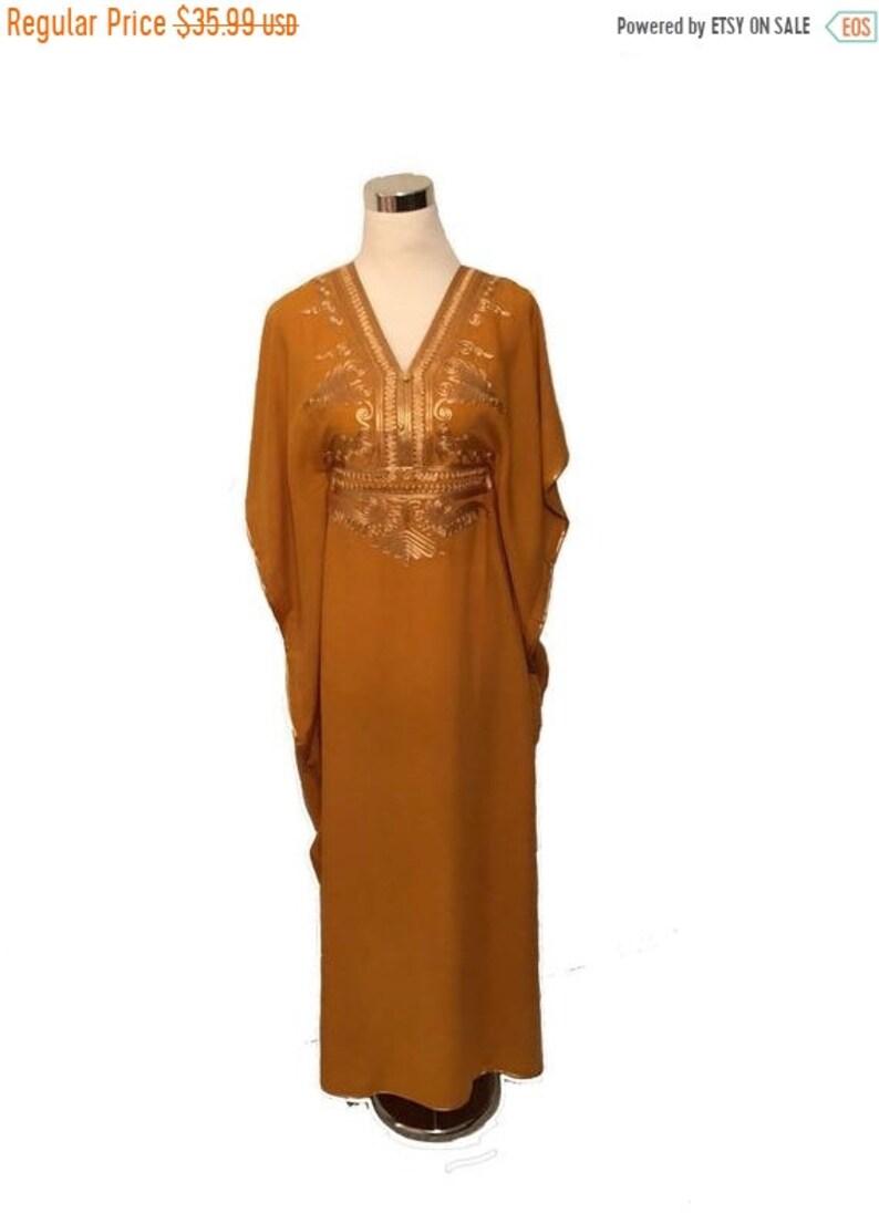 Sale Moroccan kaftan Batwing Maxi Dress Dubai Sexy Arabian  cae425d1094