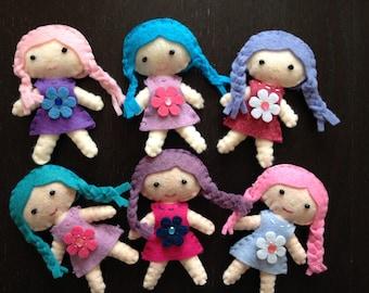 Pocket Doll Etsy