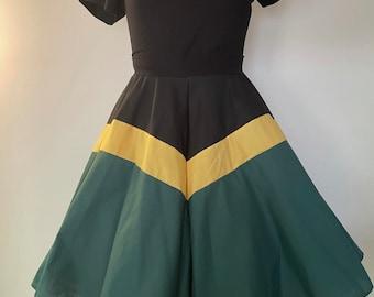 Mischief Rockabilly Skirt