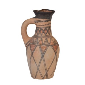 Vintage Moroccan Water Jar