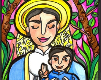 Our Lady of La Vang:  The Vietnamese Marian Apparition