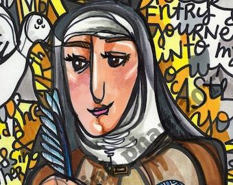 Saint Teresa Avila: Mystic Without A Monastery