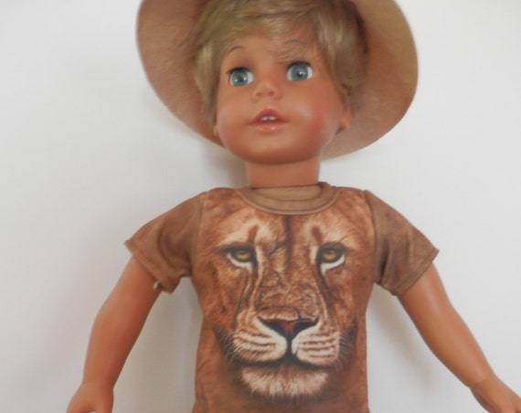 "18"" Boy Doll clothes Safari Outfit. also fit the American Girl doll"