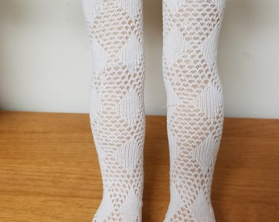 "Tights for Wellie Wisher or any 14.5"" Doll"