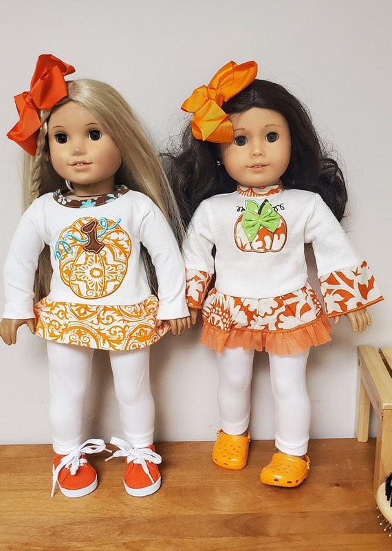 American Girl Fall 4 piece outfit