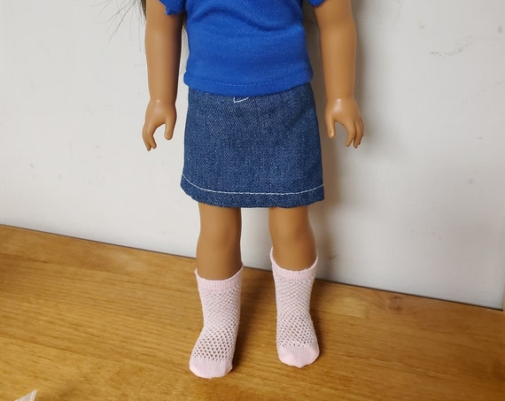 Socks for the Wellie Wisher Doll