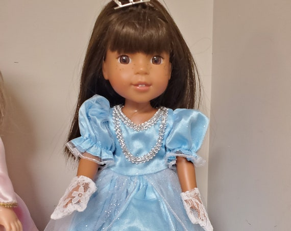 Wellie Wisher's Princess Dresses or any 14.5 inch doll