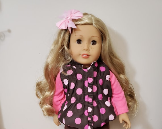 5 piece Winter Outfit  for any 18 Inch doll like the American Girl doll