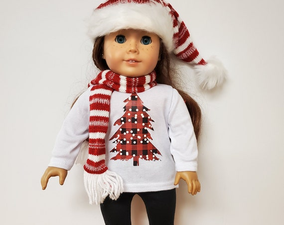 American Girl 5 Piece Winter Outfit,