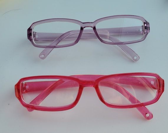 2 pair of American Girl Doll Glasses Two Pair. 2 pair of doll glasses