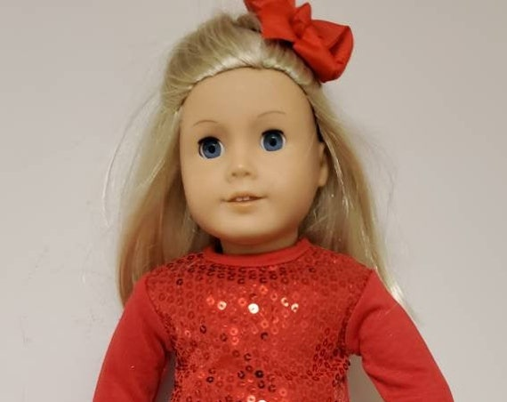 4 piece outfit  for 18 Inch dolls such as American Girl®