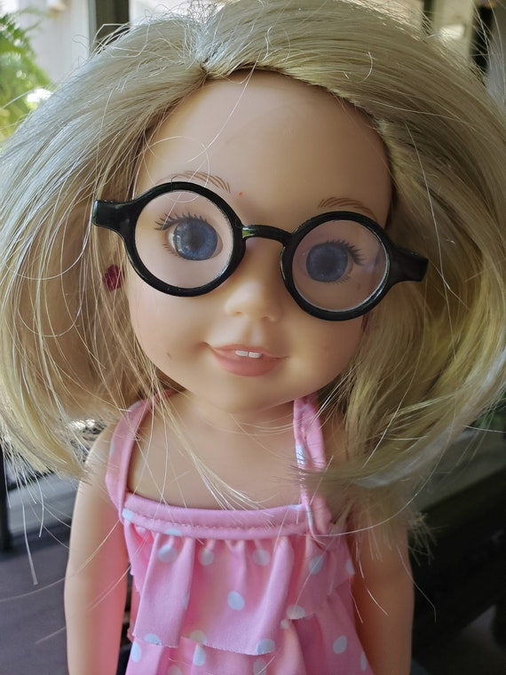 Wellie Wisher Doll Glasses and Sunglasses
