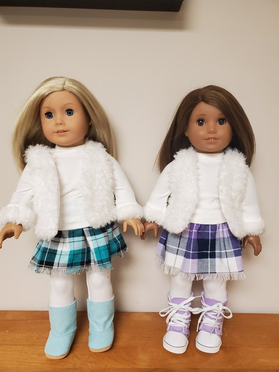 5 Piece Outfit for any 18 inch doll
