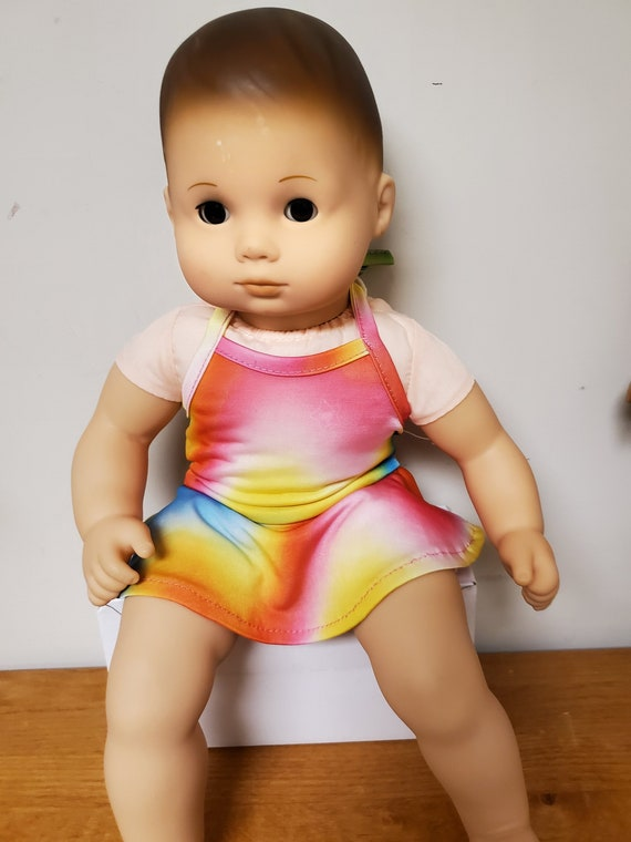 Bitty Baby Swimsuit with Sunglasses and Clogs
