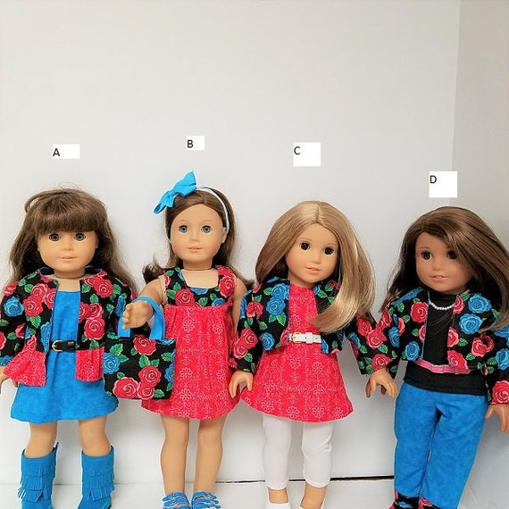 American Girl Complete Outfits