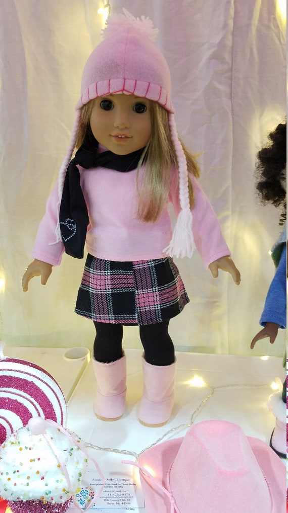Doll Clothes that will fit the American Girl Doll