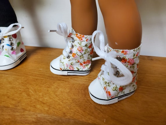 Wellie Wisher Doll Hi-Top Boots