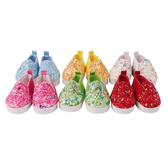 Wellie Wisher Sequin Fashion Cute Small Shoes