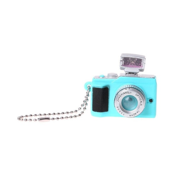 American Girl doll Mini Toy Camera for your Dolls that flash and click