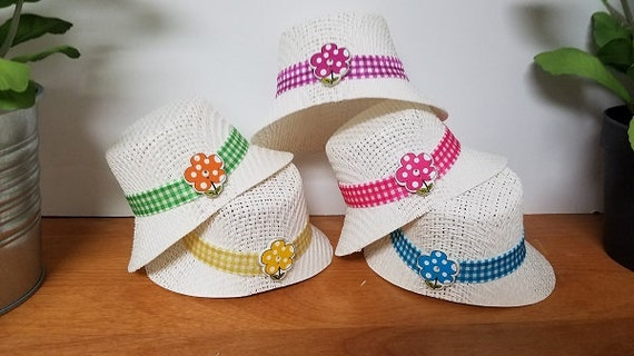 Straw Hat/Bonnet for the Wellie Wisher Doll