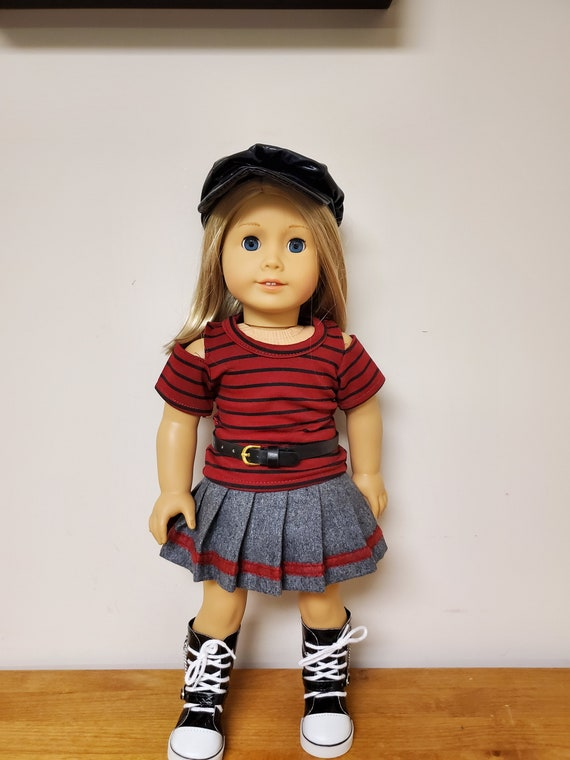 American Girl doll 5 piece outfit.