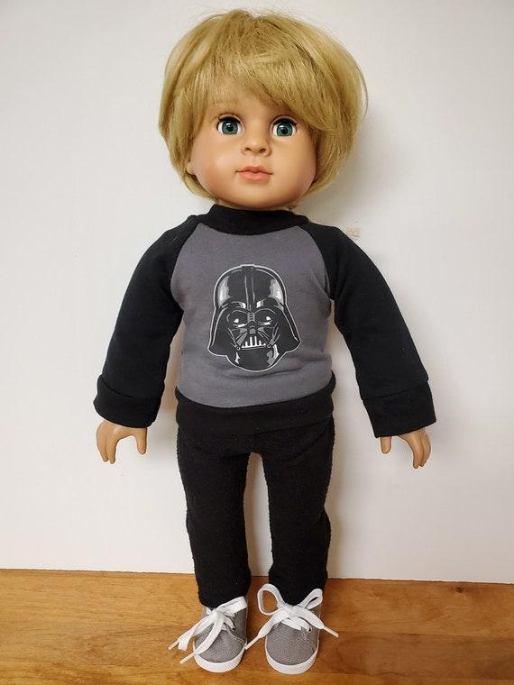 Boy Doll Clothes for the American Boy Doll  18 inch Star Wars.