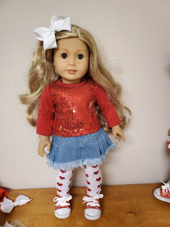 American girl outfit