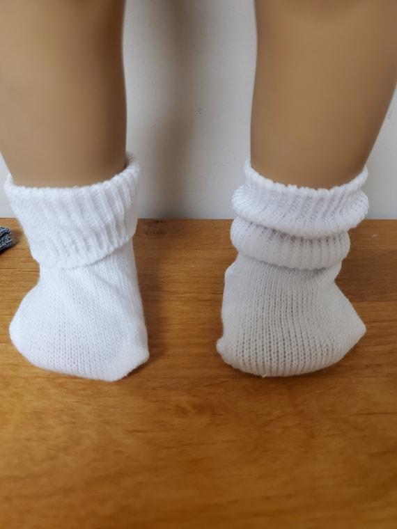 Socks for the American Girl Doll