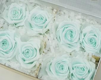 blue margarita, preserved roses, real roses, blue roses, preserved flowers, home decor, wedding decor, wedding roses, floral arrangements