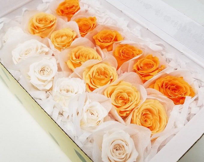 3 colors, preserved roses, gift roses, preserved flowers, floral arrangements, home decor flowers, wedding decor roses, real roses, small