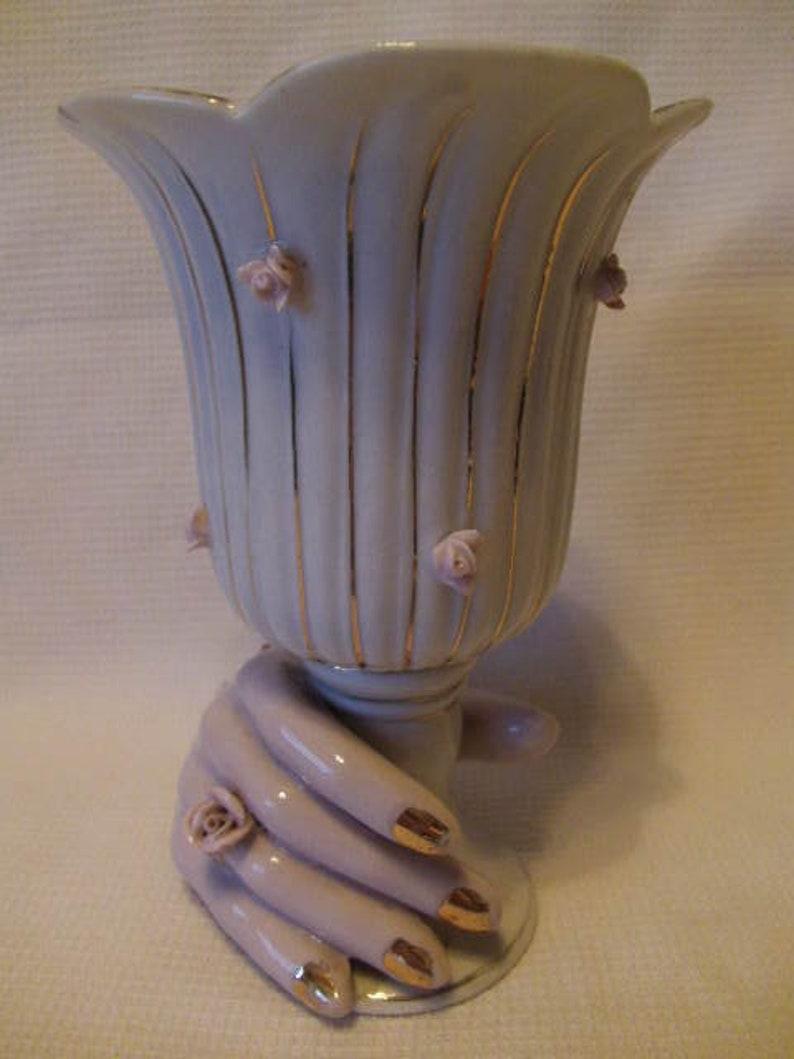 Maison de Poupées Miniature Rose Handmade Ceramic Dog Bowl