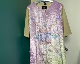 Mid-Length Sleeve Happiness Jacket Dress