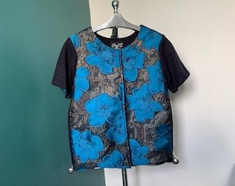 FullBloom short sleeve jacket