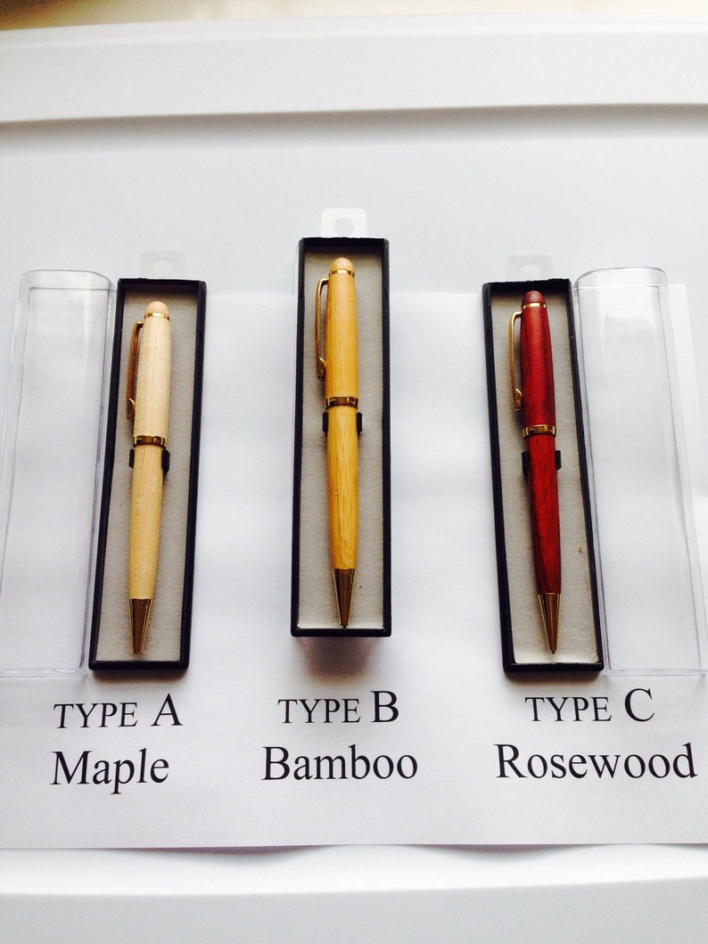 Personally Engraved Pens with any Name or Message image 0
