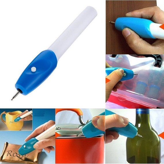 Engraving Pen For Scrapbooking Tools Stationery Diy Engrave It Etsy