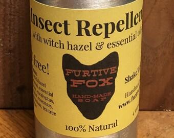 4 oz Natural Insect Repellant