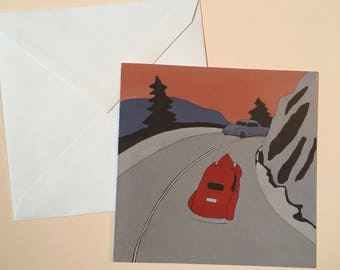Happy Motoring Card