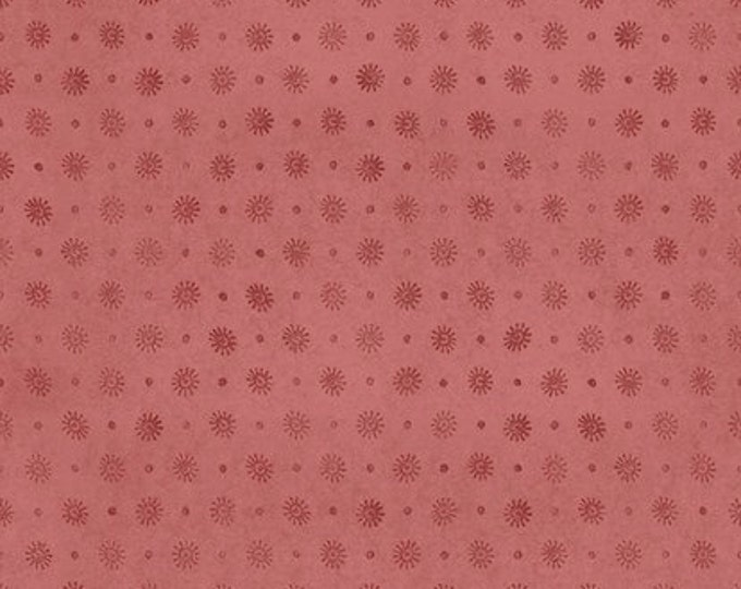 Lost and Found,Mirabelle Curiosities, Rose Dots  Santoro Cotton Woven