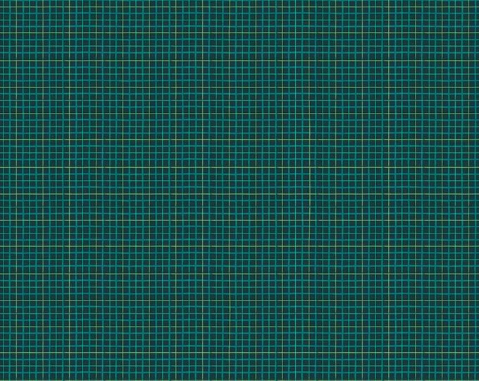 Riley Blake Designs - Dorothy's Journey by Jill Howarth - Plaid Dark Green C8686-DKGREEN - Cotton Woven Fabric