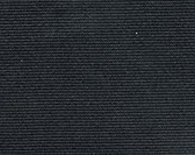 Notion - 2 Inch Elastic Belting Black #28605-1 - Sold by the yard