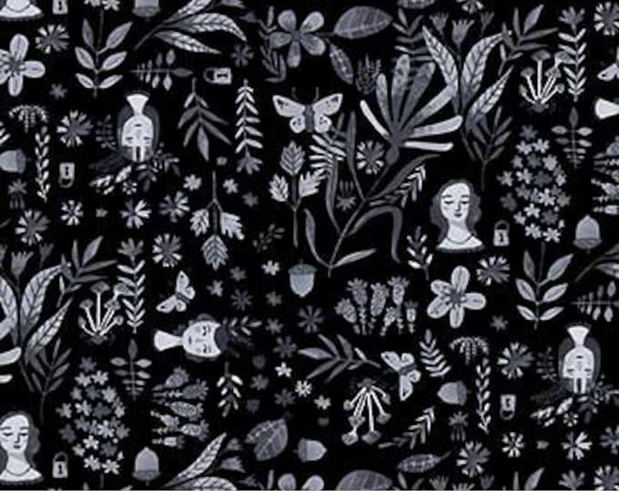 FIGO Fabrics - Eloises's Garden by Abigail Halpin - Eloise's Garden R90032-99 100% Rayon Fabric