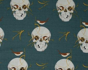 Birch Organic Fabrics - Charley Harper Barkcloth - Wrented - Organic Cotton Barkcloth