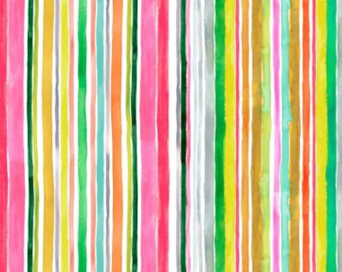 Dear Stella - Spring Theory - Multi Water Stripe   -  ST-DAW1095 Cotton Woven Fabrics
